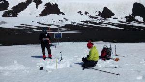 Estudio permafrost en Isla Decepcion (10)