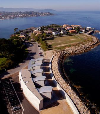 ECIMAT Web de la Estación de Ciencias Mariñas de Toralla