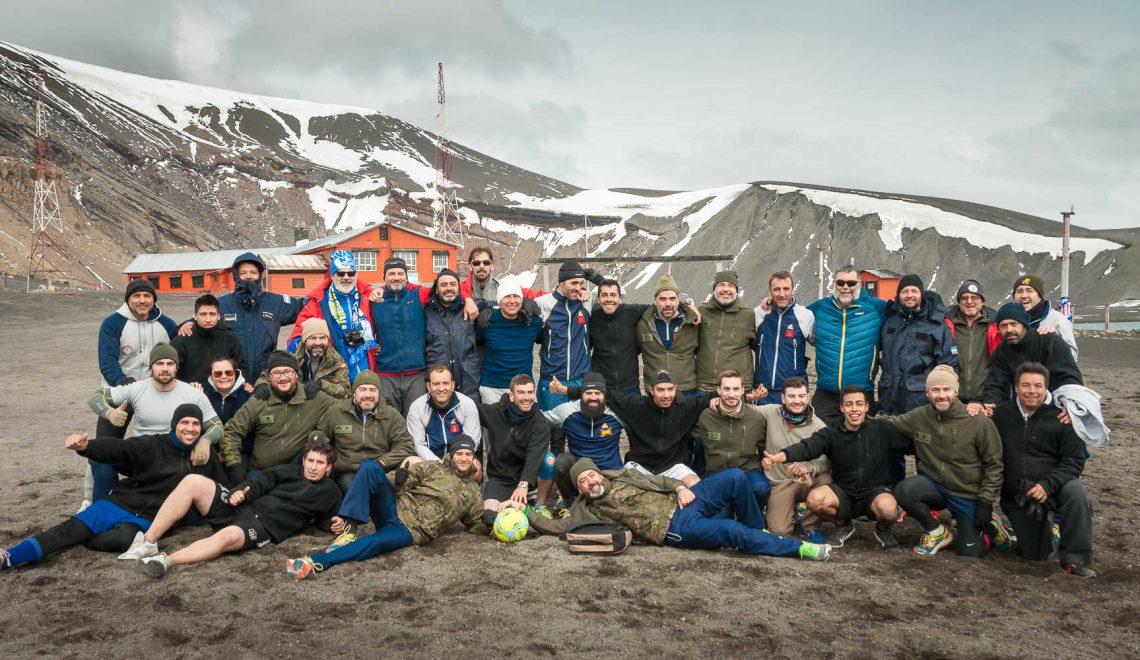 Más familias antárticas