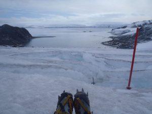 Estudio de glaciares en Isla Livingston (1)