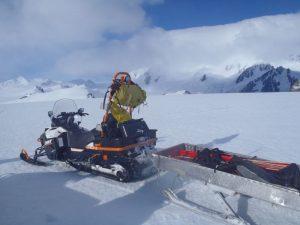Estudio de glaciares en Isla Livingston (5)