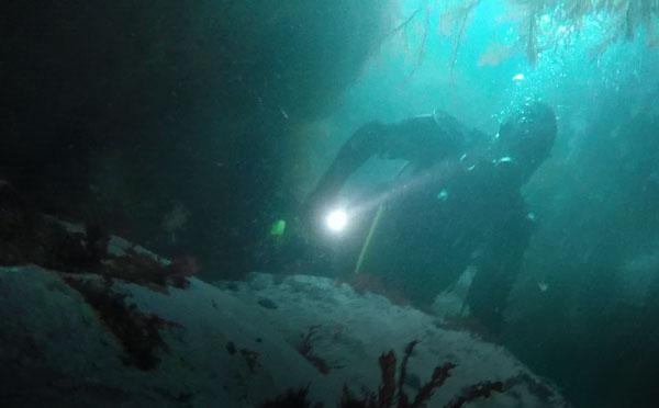 42 Explorando la cueva misteriosa