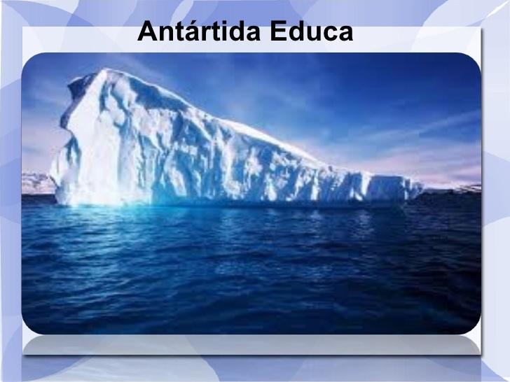 Antártida Educa va al cole