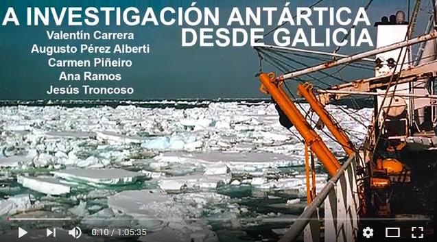 La investigación antártica desde Galicia