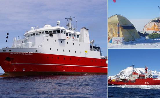Falta poco para la XXXII Expedición Científica Española a la Antártida