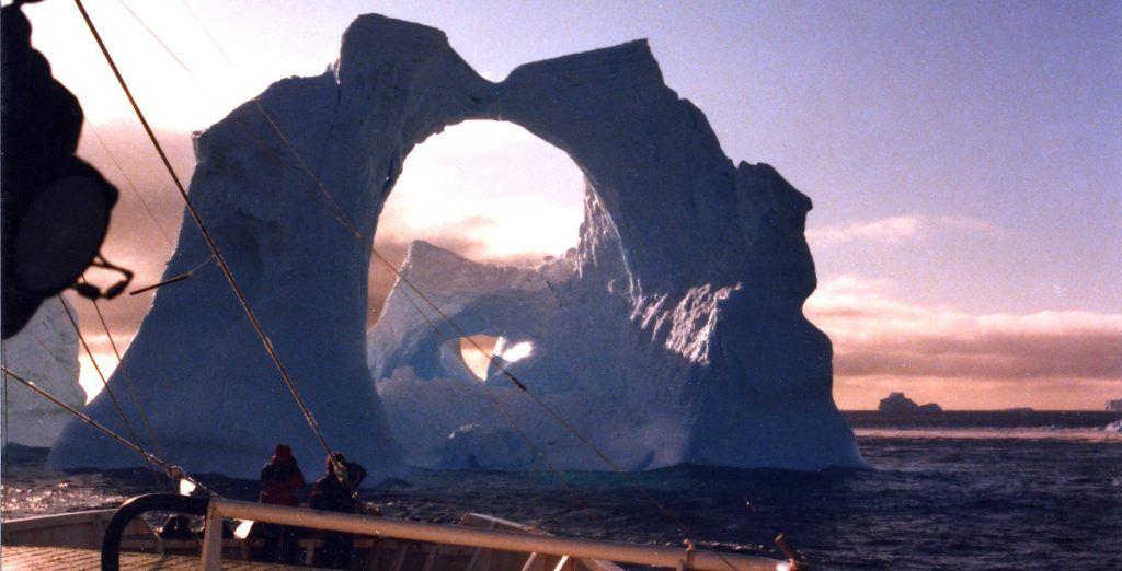 Pioneras en la Antártida