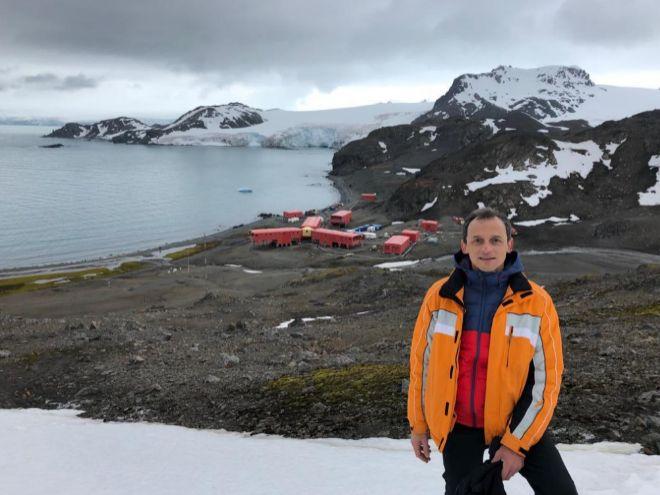 Diario desde el Polo Sur del ministro astronauta