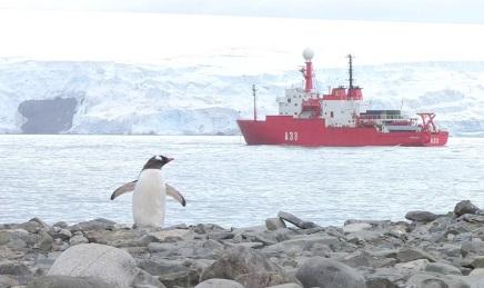 Arranca la XXXIII Campaña Antártica Española en el marco de la Cumbre del Clima