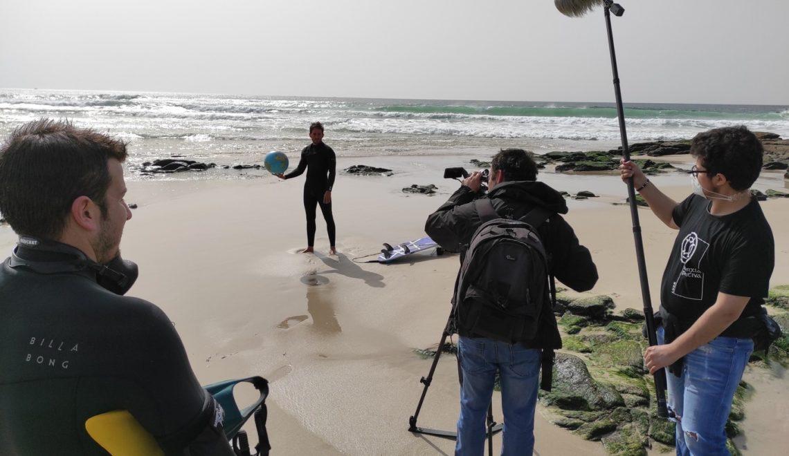 O mar de Galicia ante o cambio climático, documental de Valentín Carrera para TVG
